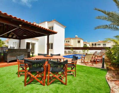 Villa Nissi Gold